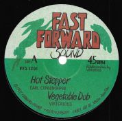 Earl Cunningham - Hot Stepper / Crock Back - Lyrics Fiesta (Fast Forward Sound) 12""